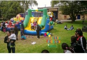 fotografía de espacio para fiestas infantiles