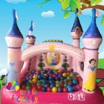 inflables,piscina de pelotasSkie-Patrulla Canina,