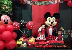 fotografia de fiestas infantiles