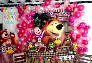 fotografía de decoracion de fiestas infantiles
