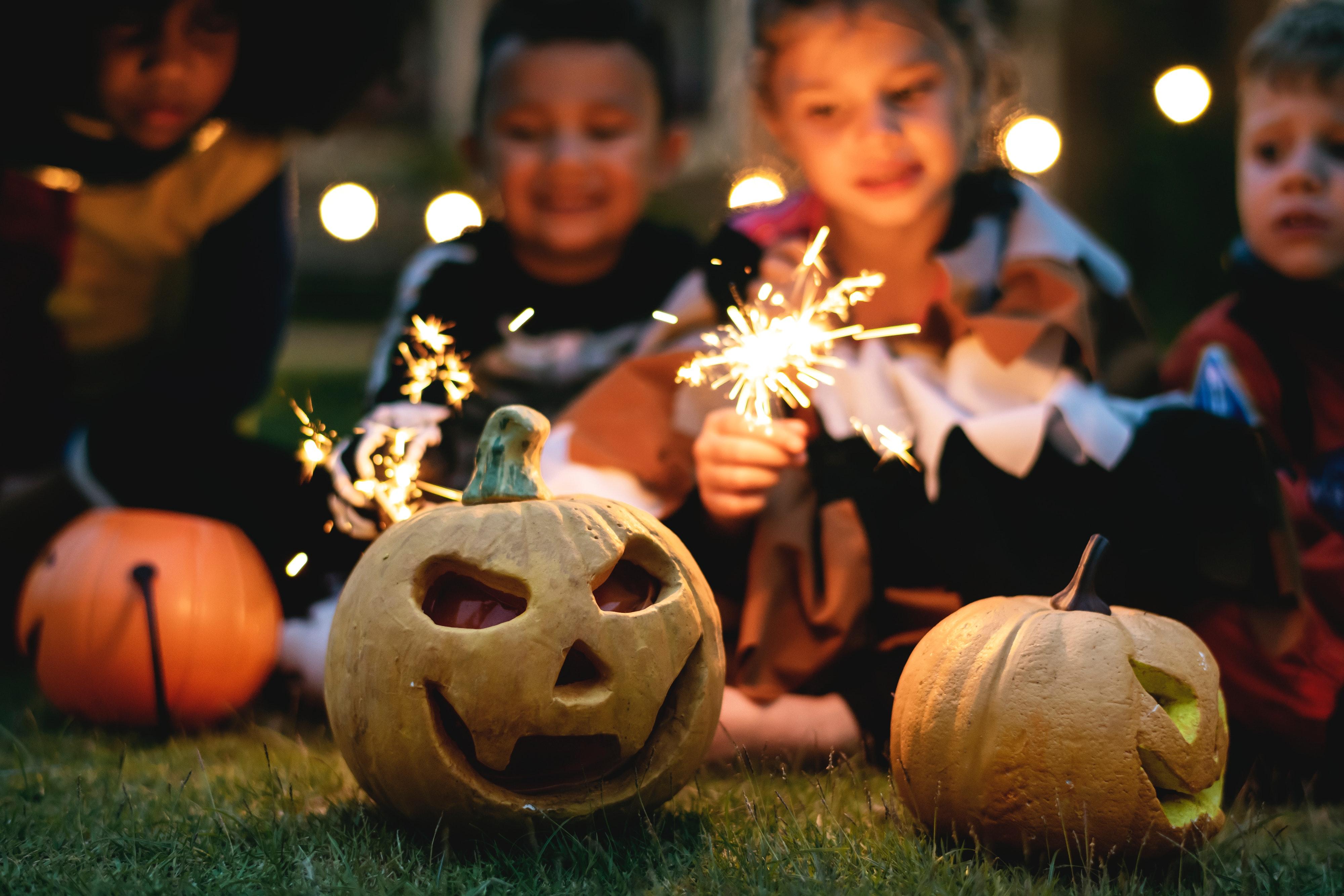 9 tips que no pueden faltar  para hacer una fiesta de halloween para niños