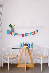fotografia de fiesta de cumpleaños