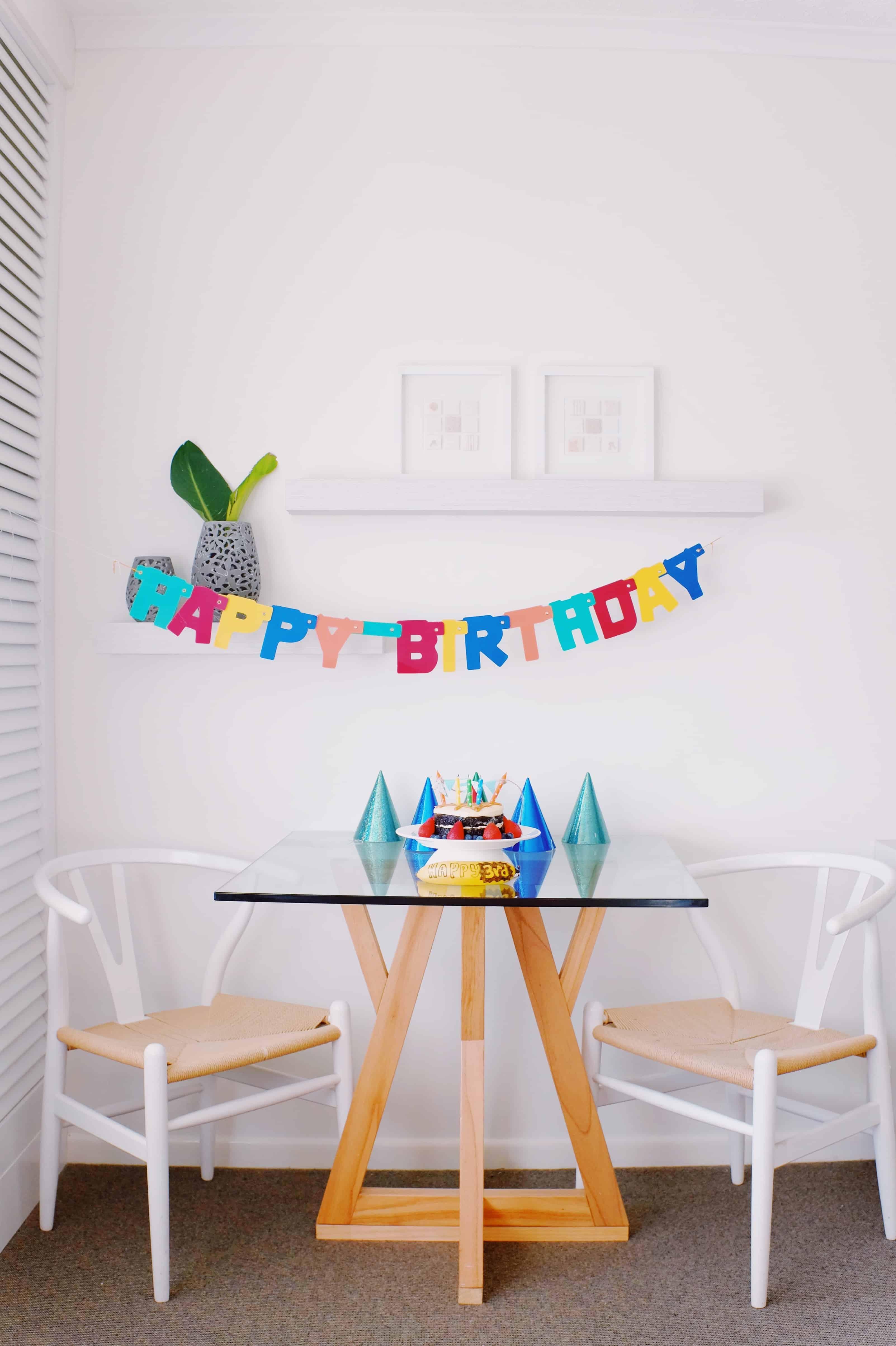 ¿Fiestas de cumpleaños ,  que debes hacer y que no?